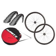 Metron 40 Carbon Tubular Wheel Bundle