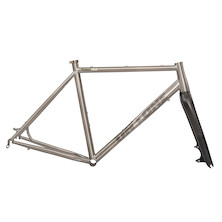 On-One Ti Pickenflick Cyclocross Frameset With Selcof Cyclocross Fork