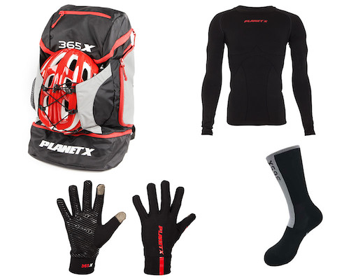 Planet X 365x Race Pack Winter Bundle