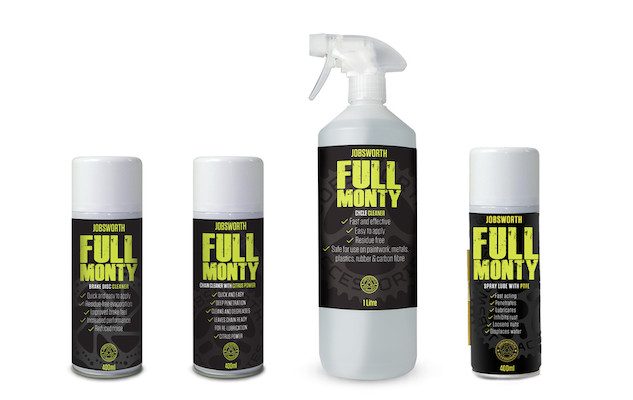 Jobsworth Full Monty Spick and Span Bundle
