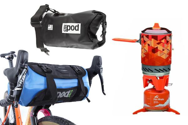 Bikepackers Improved Christmas Bundle