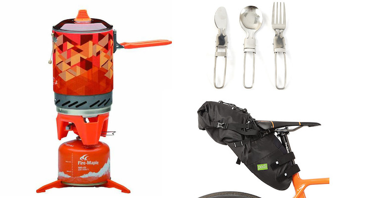 Seat Bag It & Boil It Deluxe Bundle