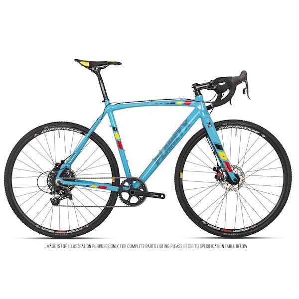 Planet X XLA SRAM Apex 1 Mechanical Disc Cross Bike.