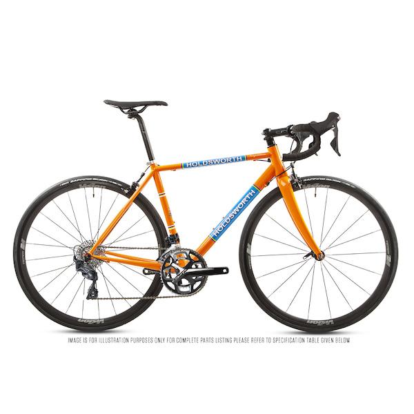 Holdsworth Competition Shimano Ultegra R8000 Custom Road Bike