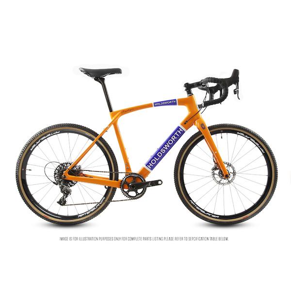Holdsworth Mystique SRAM Force 1 Gravel Bike 650b Wheels