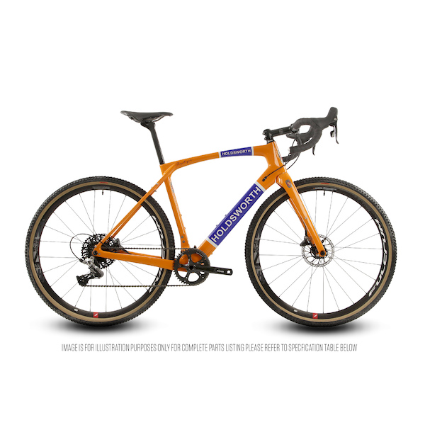 Holdsworth Mystique SRAM Rival 1 Gravel Bike 700C Wheels