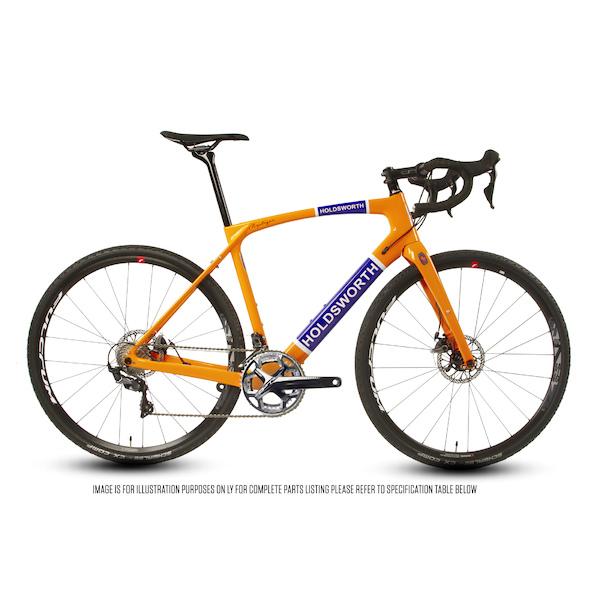 Holdsworth Mystique Shimano Ultegra R8000 Mechanical Disc Gravel Bike