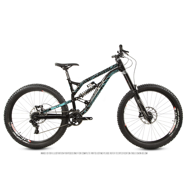 On-One S36 27.5 SRAM NX1 Mountain Bike