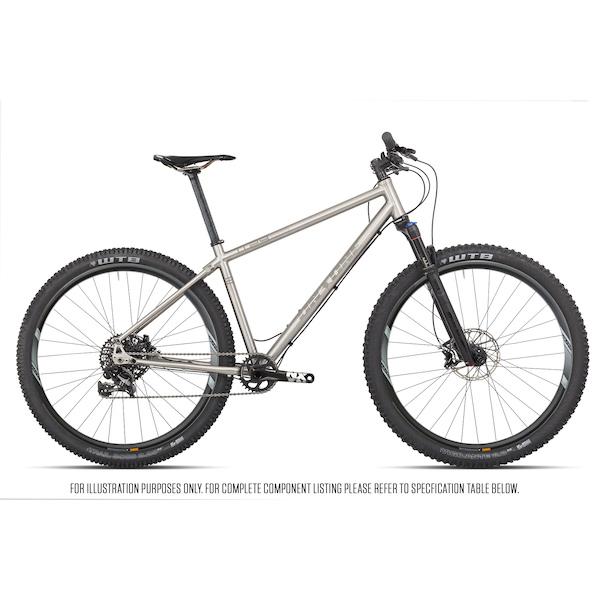 On-One Ti 29er SRAM NX1 Mountain Bike