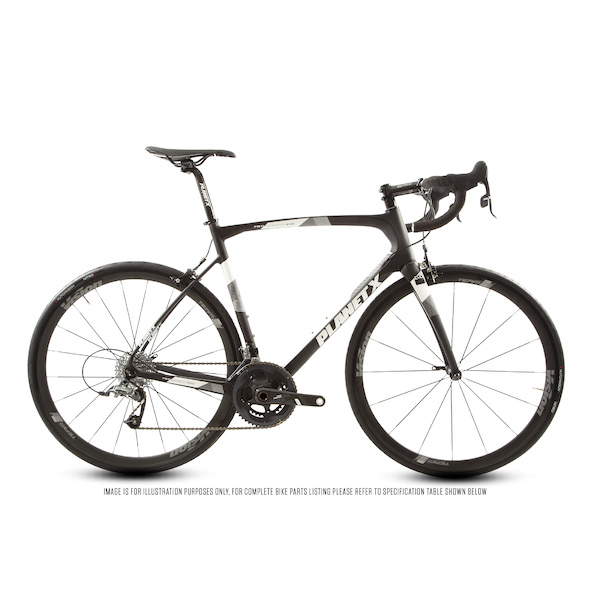 Planet X Pro Carbon Evo Sram Force 22 Road Bike
