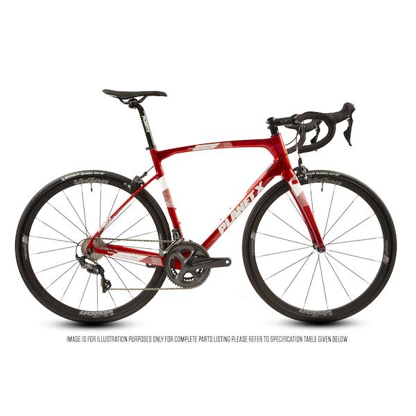 Planet X Pro Carbon Evo Shimano Ultegra R8000 Road Bike