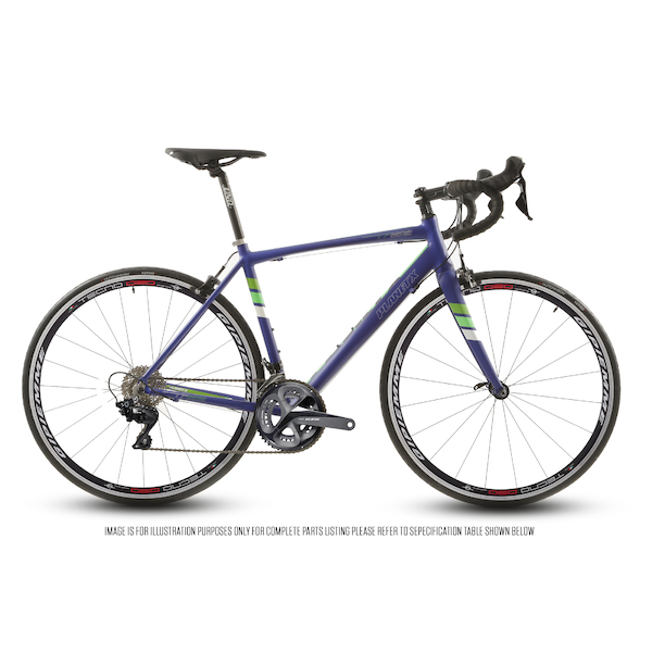 Planet X RT-58 V2 Alloy Shimano 105 R7000 Road Bike