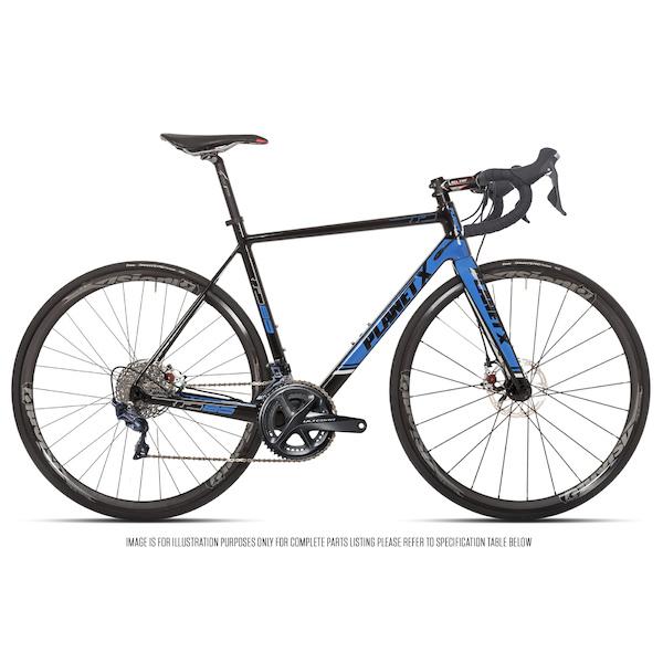 Planet X RTD-80 Shimano Ultegra R8000 Mechanical Disc Road Bike