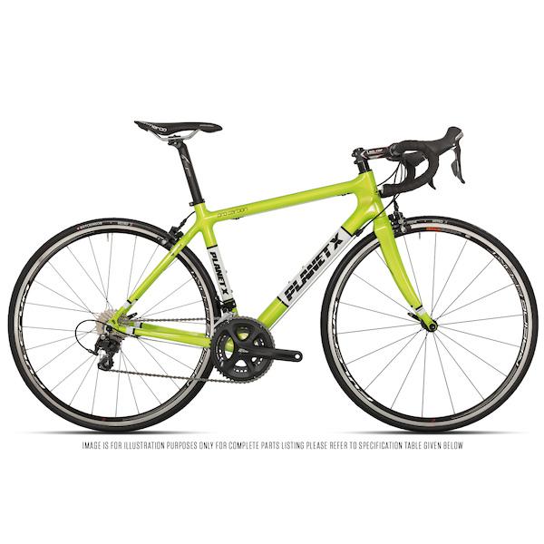 Planet X Pro Carbon Shimano 105 5800 Road Bike