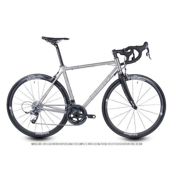 Planet X Spitfire Sram Force 22 Titanium Road Bike