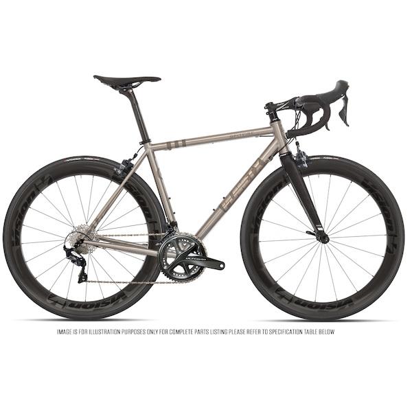 Planet X Spitfire Shimano Ultegra R8000 Vision Metron 55 Titanium Road Bike