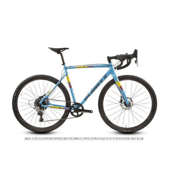 Planet X XLA SL Shimano 105 R7000 Mechanical Disc Cyclocross Bike