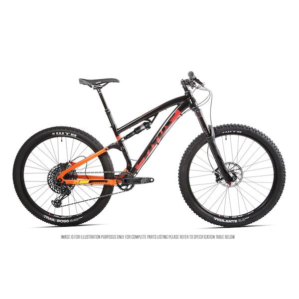 Titus El Viajero Trail SRAM GX Eagle Mountain Bike