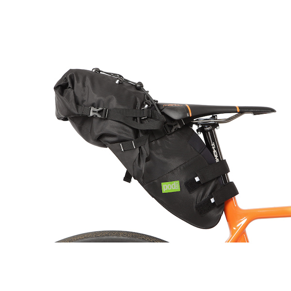 PODSACS Waterproof Saddle Pack