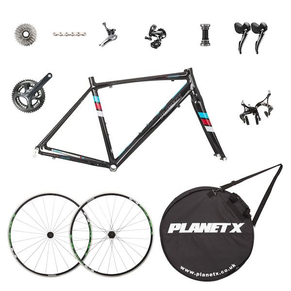 Planet X RT-58 Tiagra Special Build Bike Kit