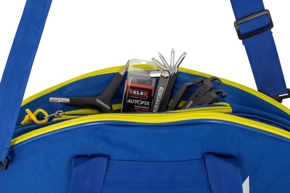 12e44a84dce7 ... Planet X Team Carnac Padded Double Wheel Bag ...
