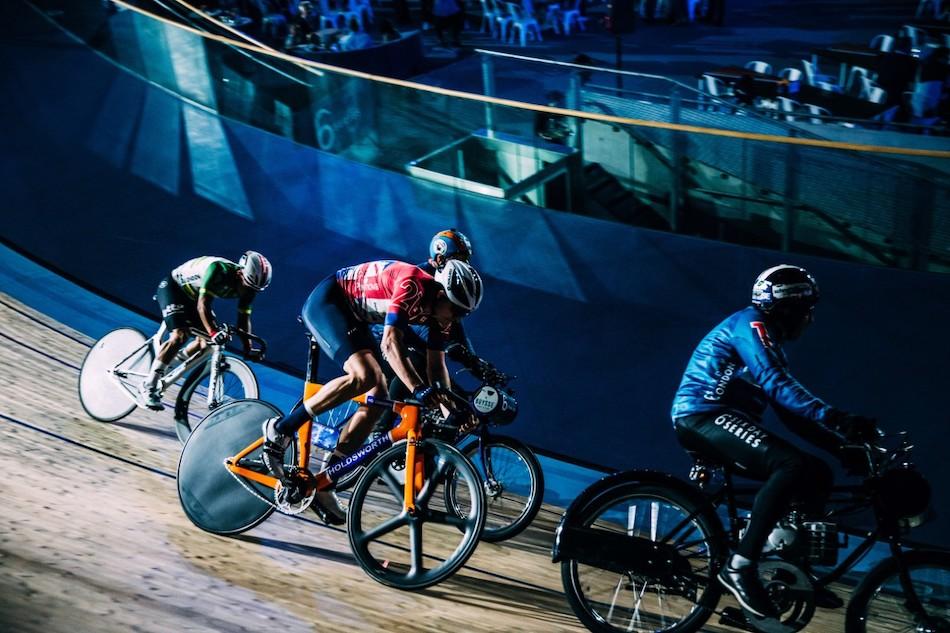 Holdsworth Roi De Velo Carbon Track Bike | Planet X