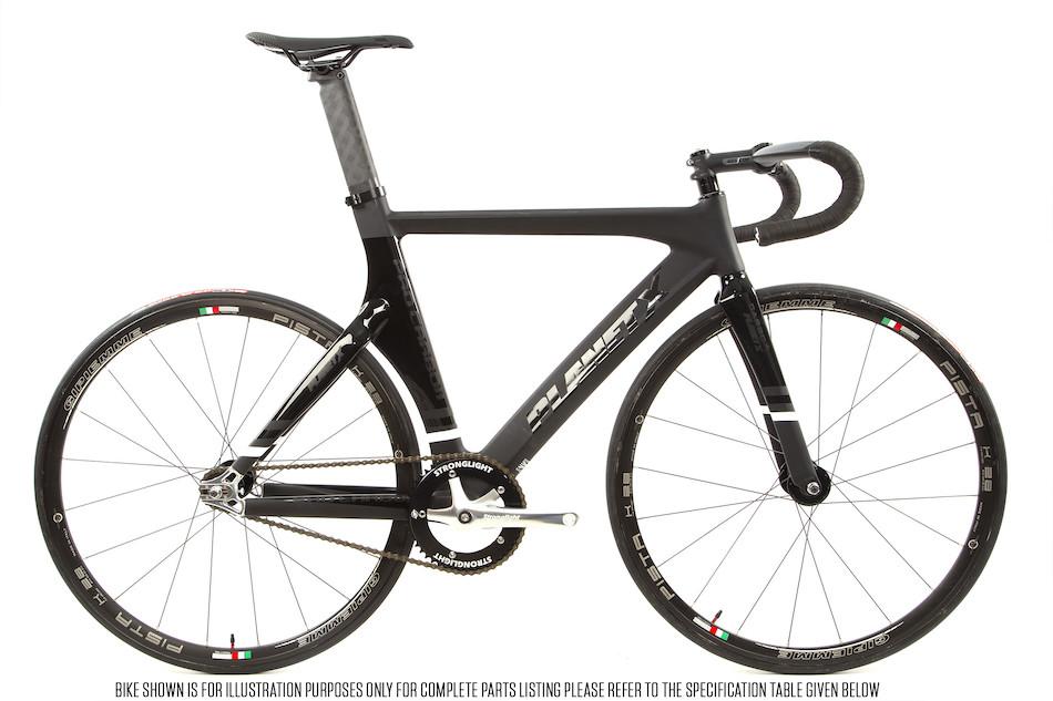 Planet X Pro Carbon Track Sport Bike | Planet X