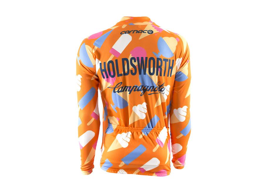 Holdsworth Ice Cream Kids Long Sleeve Jersey  40b2e90dd