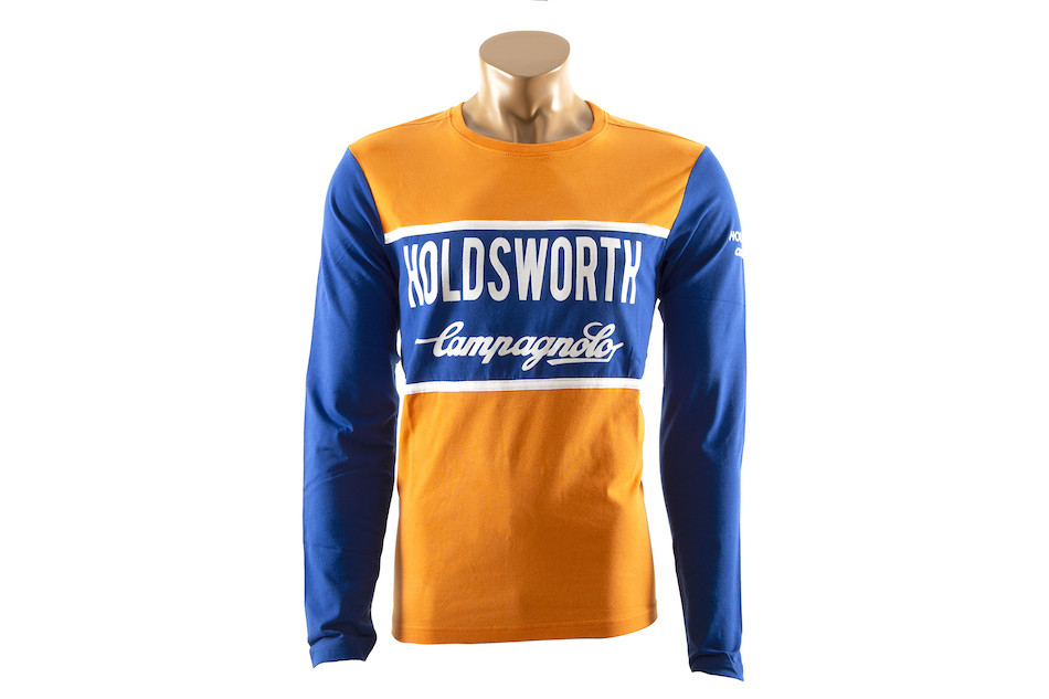 Holdsworth Pro Cycling Team Replica Long Sleeve T Shirt  bccea901c