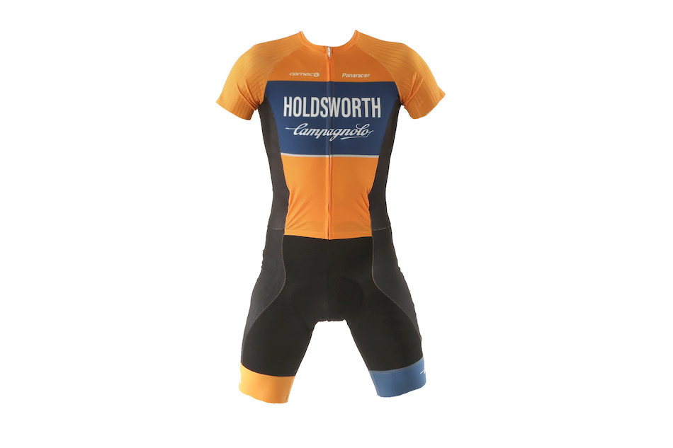 Holdsworth Pro Cycling Professional Short Sleeve Race Suit  cabfdec25