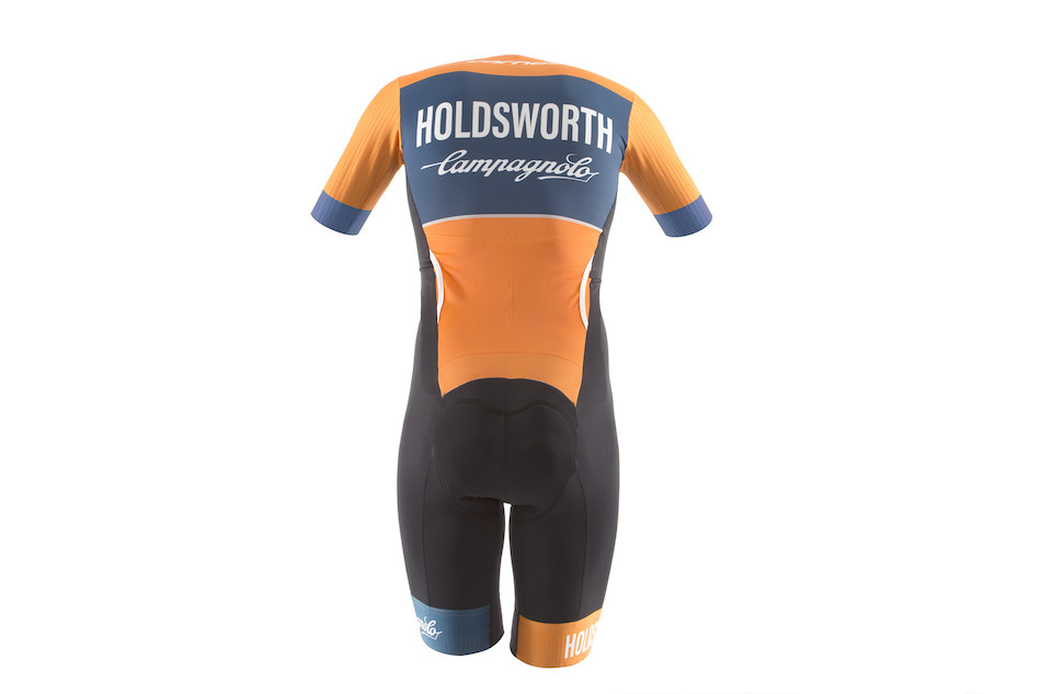 Holdsworth Pro Cycling Professional Short Sleeve Speed Suit  a4dc7b331