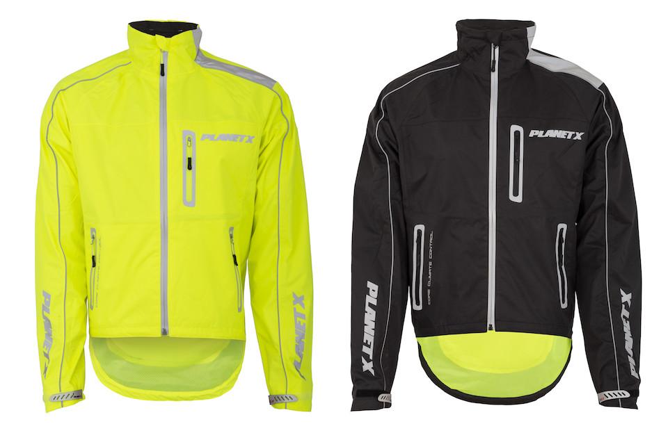 Planet X 365 Lumen8 Hi Viz Cycling Jacket  e72e6d25b