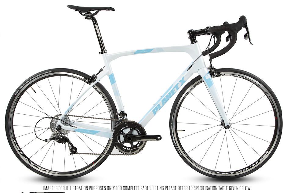 3fefc628e5d Planet X Pro Carbon Evo SRAM Rival 22 Road Bike | Planet X