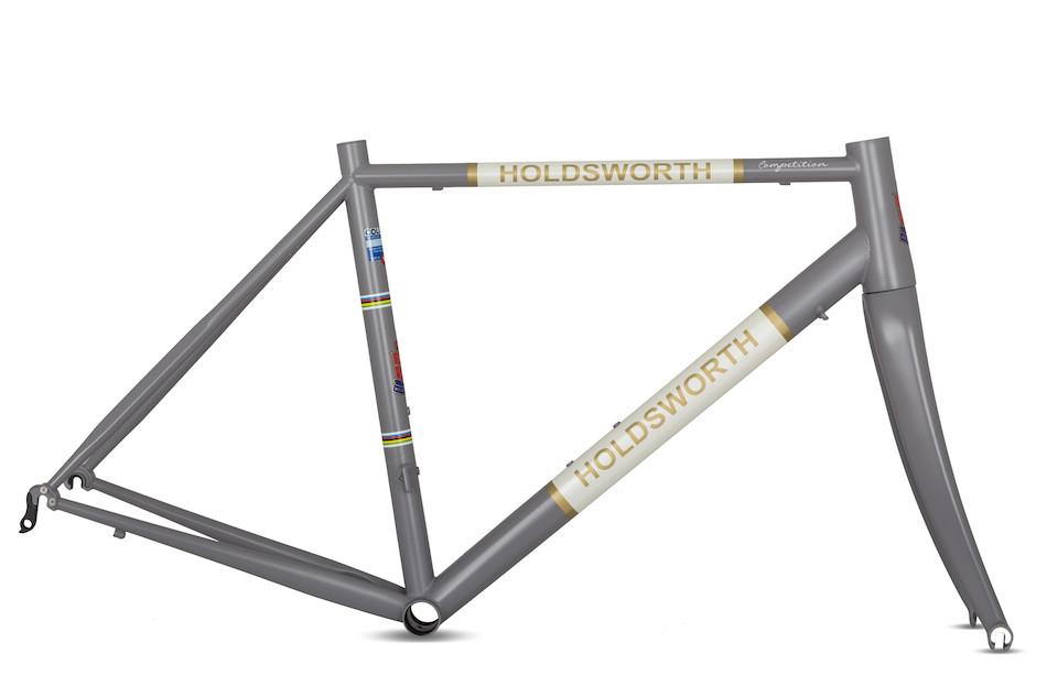 Holdsworth frame dating