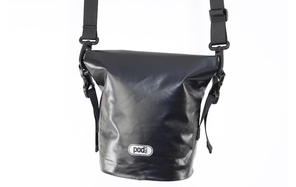 PODSACS Voyager Roll Top Handlebar Bag