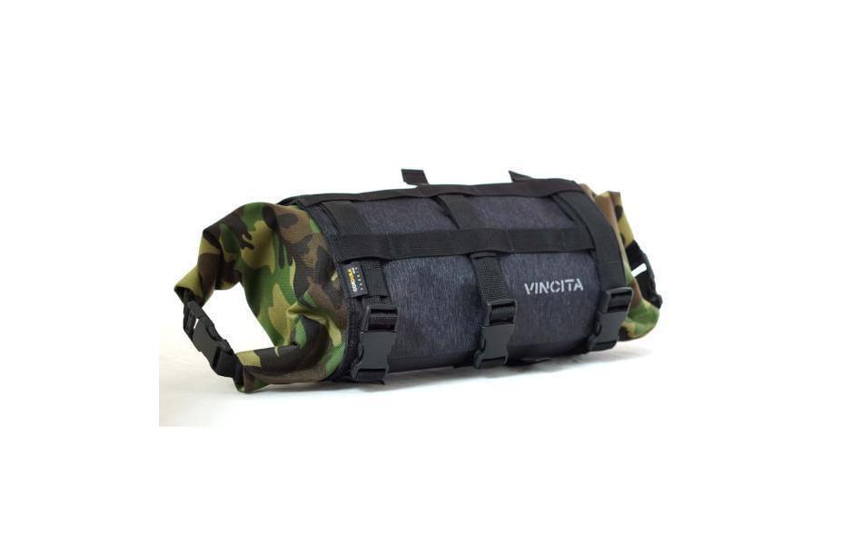 Vincita Strada Bikepacking Handlebar Bag B012BP