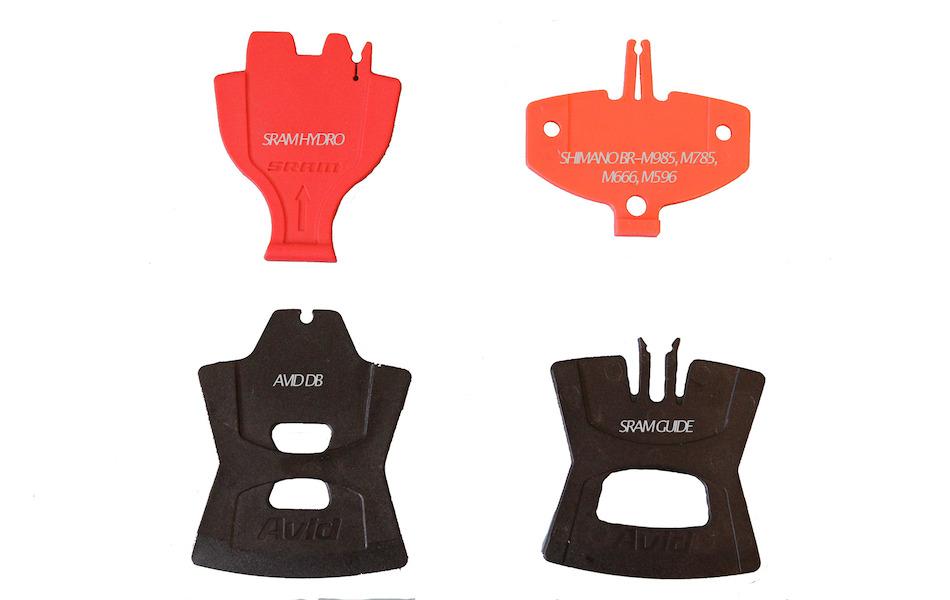 Plastic Pad Spacer