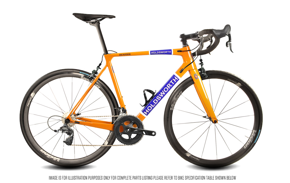 Holdsworth Super Professional Barry White Edition