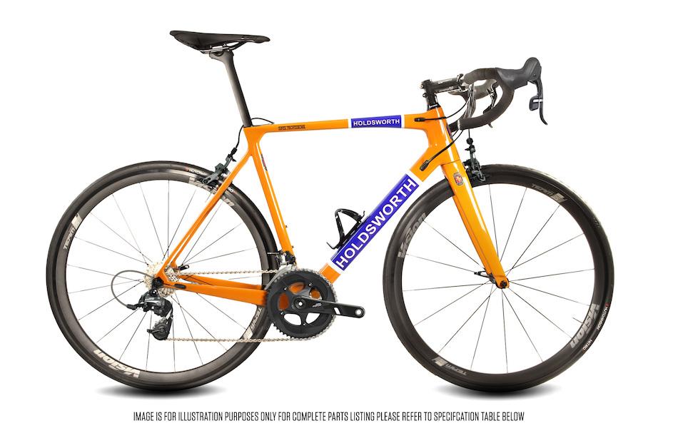 Holdsworth Super Professional SRAM Force 22 Road Bike