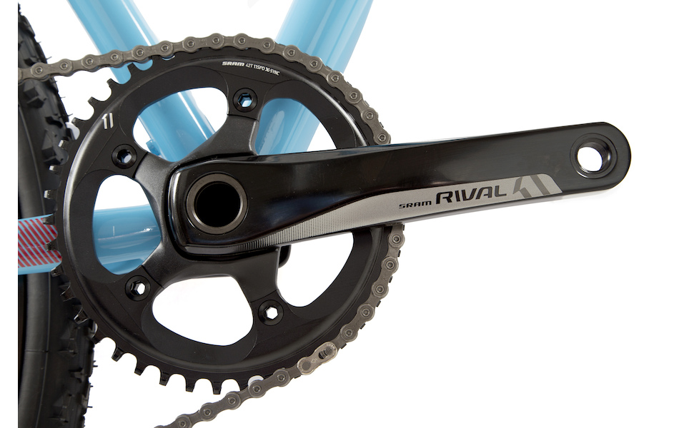 Planet X XLA SL SRAM Rival 1 Hydraulic Disc Cross Bike