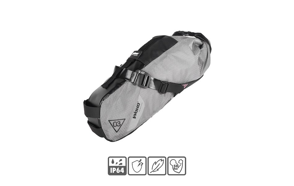 X-Touring Saddle Dry Bag