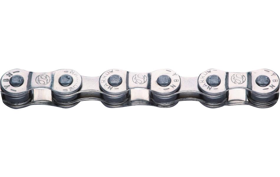 "Jobsworth YBN S8, 8 Speed, 1/2"" X 3/32"" Chrome Plated Chain"
