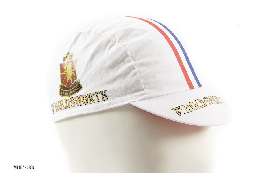Holdsworth Cotton Cycling Cap