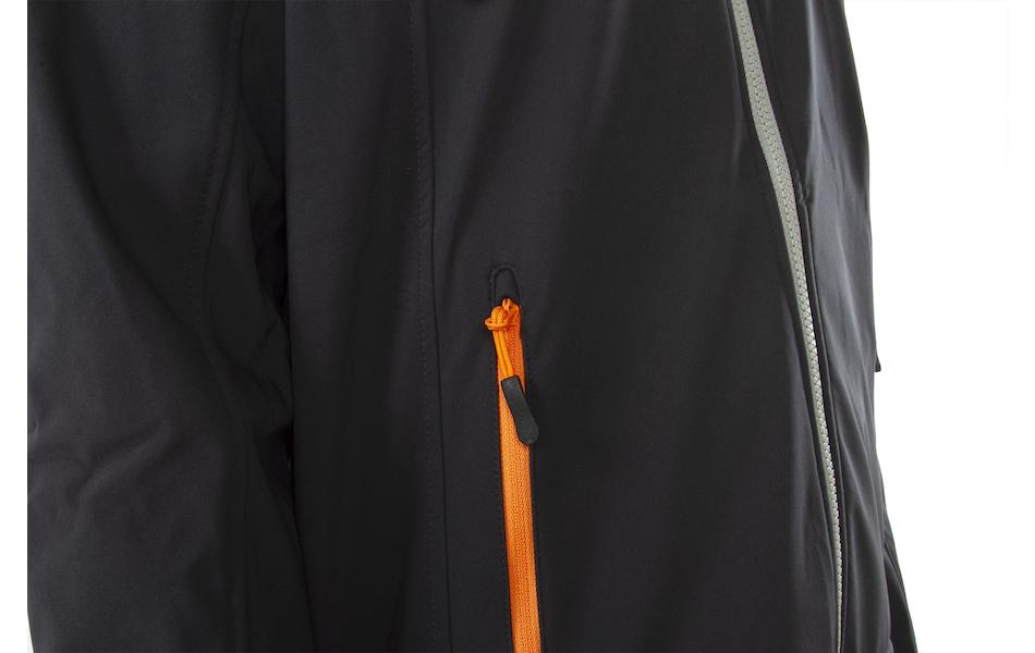 Carnac Holdsworth Team Apres Course Hooded Jacket
