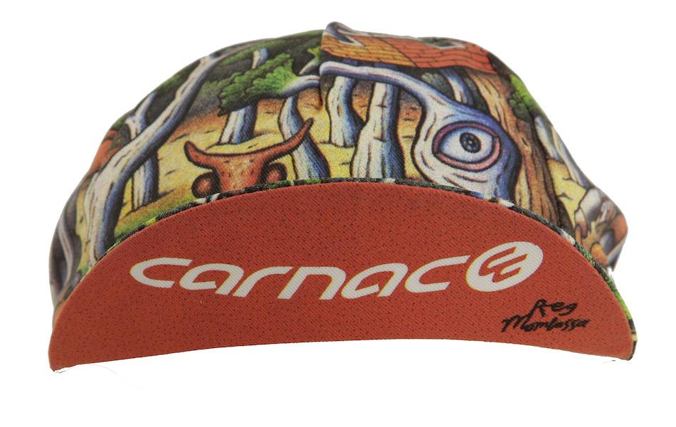 Carnac by Mombassa Cotton Cycling Cap