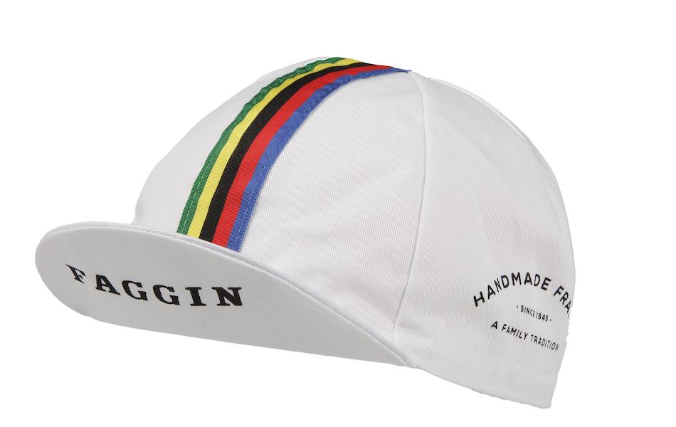 Faggin Anniversary Cotton Cycling Cap