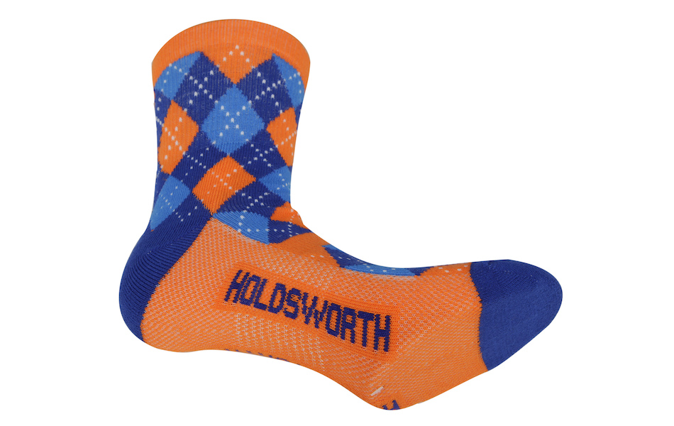 Holdsworth Argyle Sorbtek Cycling Socks