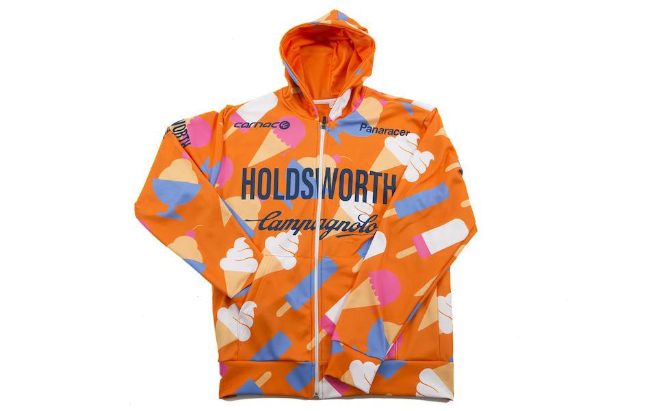 Holdsworth Ice Cream Hooded Top