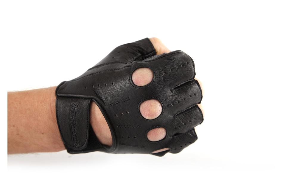 Holdsworth Worthy Leather Track Mitt