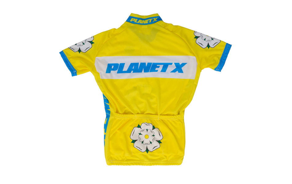 Planet X Childrens Yorkshire Rose Jersey